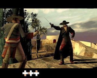 The Shadow of Zorro PS2  (Raríssimo)