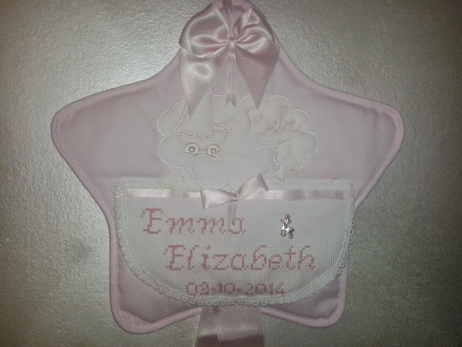 Top Follemente creativa : ultimo fiocco di nascita per Emma Elizabeth GF26
