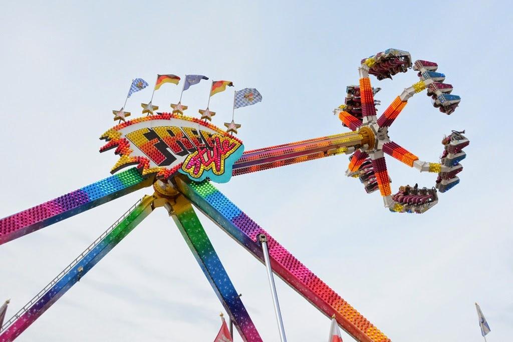 Oktoberfest Carnival 2014 Freestyle