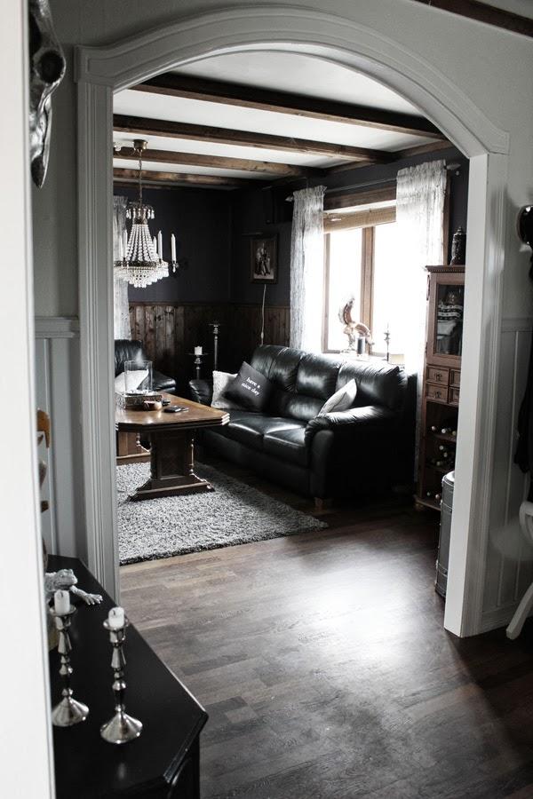 bild på före renovering av vardagsrum, före och efterbilder