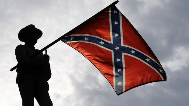 DYLANN ROOF, BLAME THE FLAG?