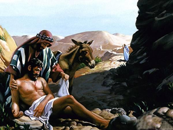 Kids Bible Stories The Kids Bible Story Of The Good Samaritan