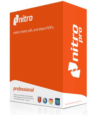 Nitro Pro v10.5.1.17 [Creador y Editor de PDF][Mega]