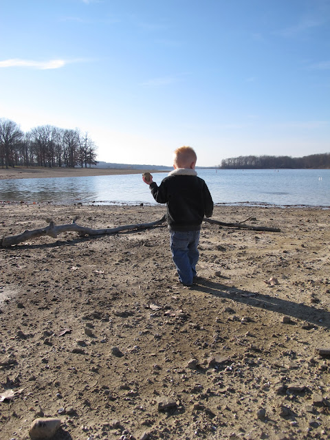 Porter at West Branch State Park