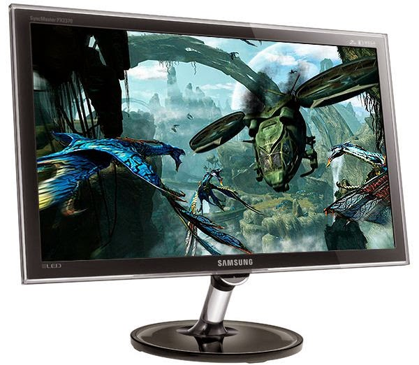 Fungsi dan jenis-jenis monitor komputer