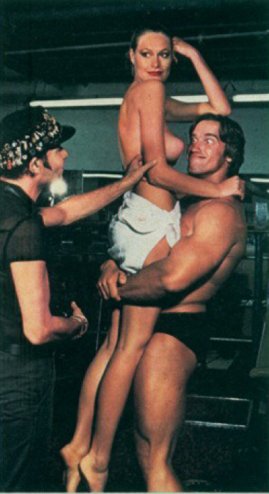 nude women schwarzenegger Arnold
