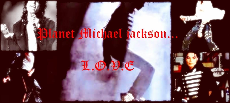 Planet Michael Jackson