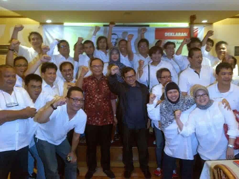 tak sampai 50 orang alumni ITB yang sudi dukung Jokowi