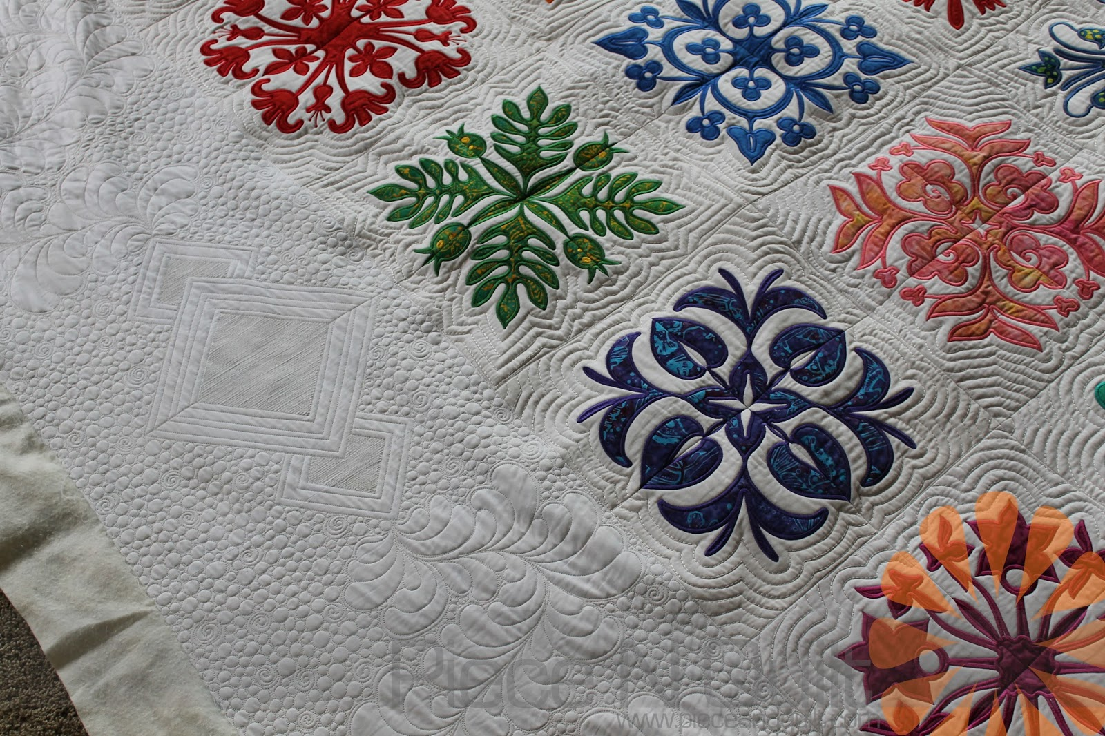 patterns archive on it putting tag table hawaiian the all quilts quilt h