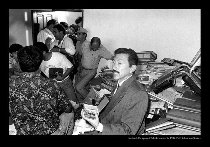 Operación Condor: Descubrimiento de los Archivos de la Dictadura Stronista