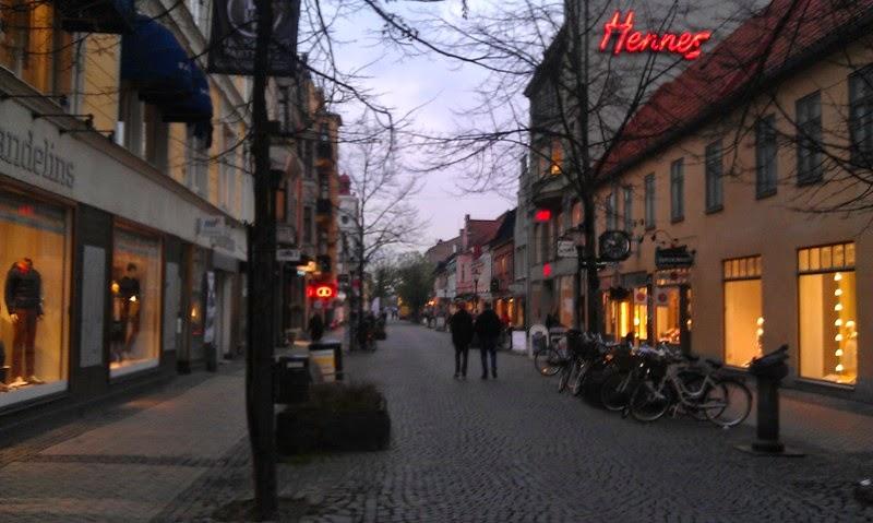 Kristianstad, 18 novembre 2014