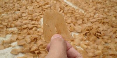 Resep dan Cara Membuat Kerupuk Lele