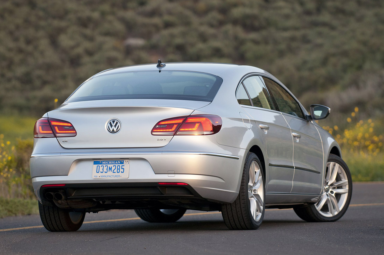 volkswagen cc 2013 review. Black Bedroom Furniture Sets. Home Design Ideas