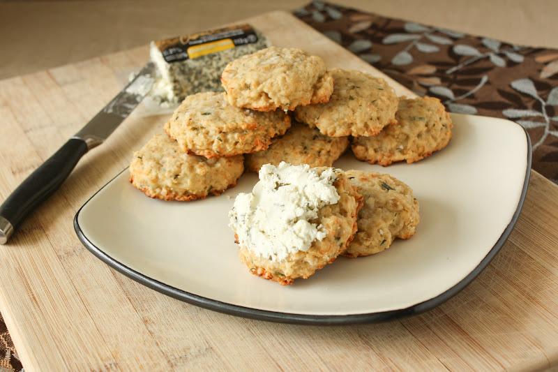 Joie Patisserie: Savory Oatmeal Cookies