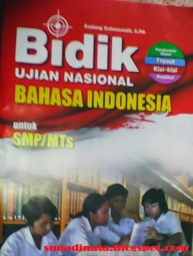 Kisi - kisi  UN Bahasa indonesia . Kisi - kisi  bahasa UN inggris , Kisi - kisi  UN matematika , Kisi - kisi  UN ilmu pengetahuan alam ( IPA)