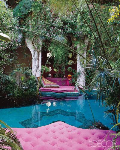 Die-Wohngalerie: Pink auf Terrasse und Balkon! Starten Sie in den ...