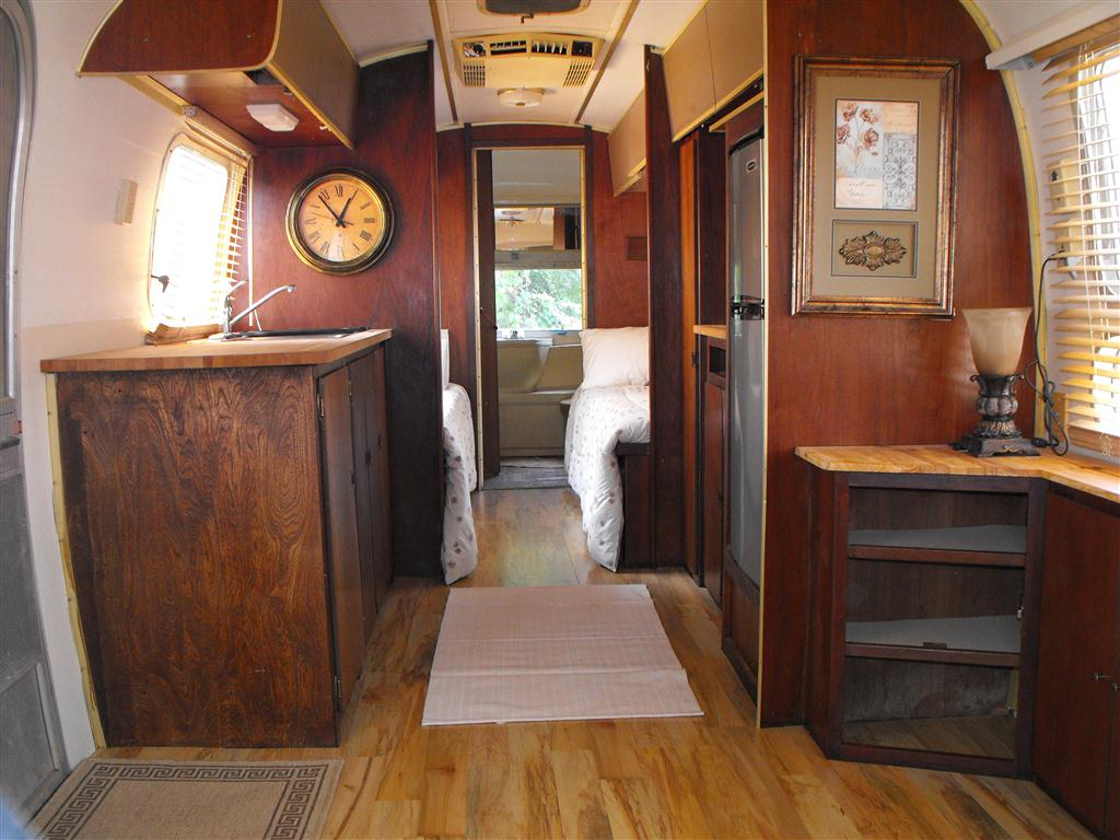 1969 Airstream Sovereign: August 2011
