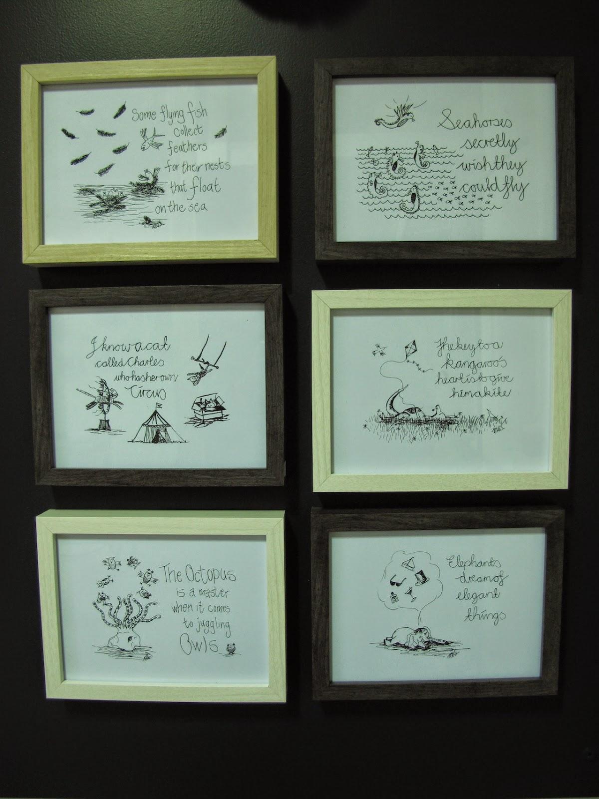 'The Alphabet Zoo' - from simpleIntrigue.com