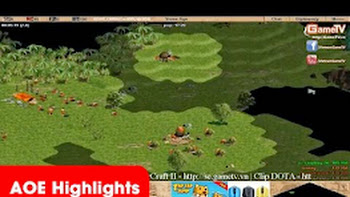 Aoe Highlights - Chipboy cầm Mace đột biến cân bản đồ (BLV Tuấn Tiền Tỉ)