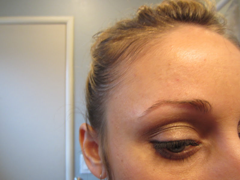 Blissfully Blessed: Creating Perfect Eyebrows