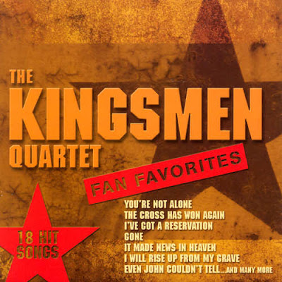 The Kingsmen Quartet-Fan Favorites-