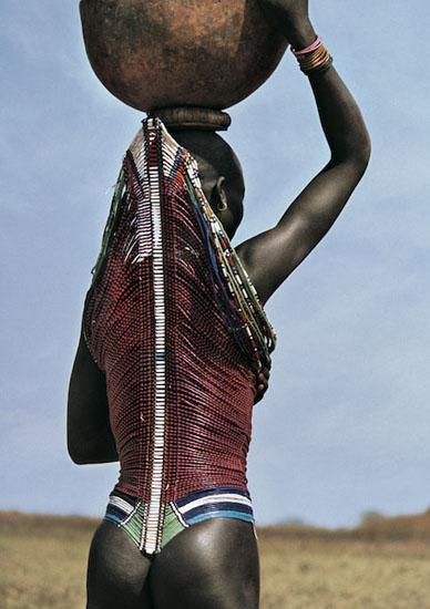 Dinka - The Tallest People | Ethnic Beauty