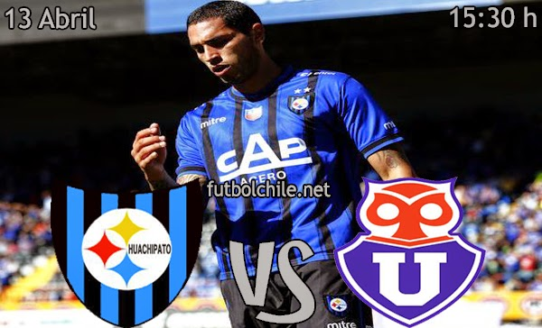 Huachipato vs Universidad de Chile - Campeonato Clausura - 15:30 h - 13/04/2014
