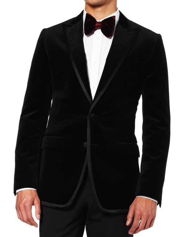 Girl Scouts Boy Dolce amp Gabbana Velvet Tuxedo Jacket