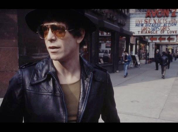 Lou Reed negli anni '70