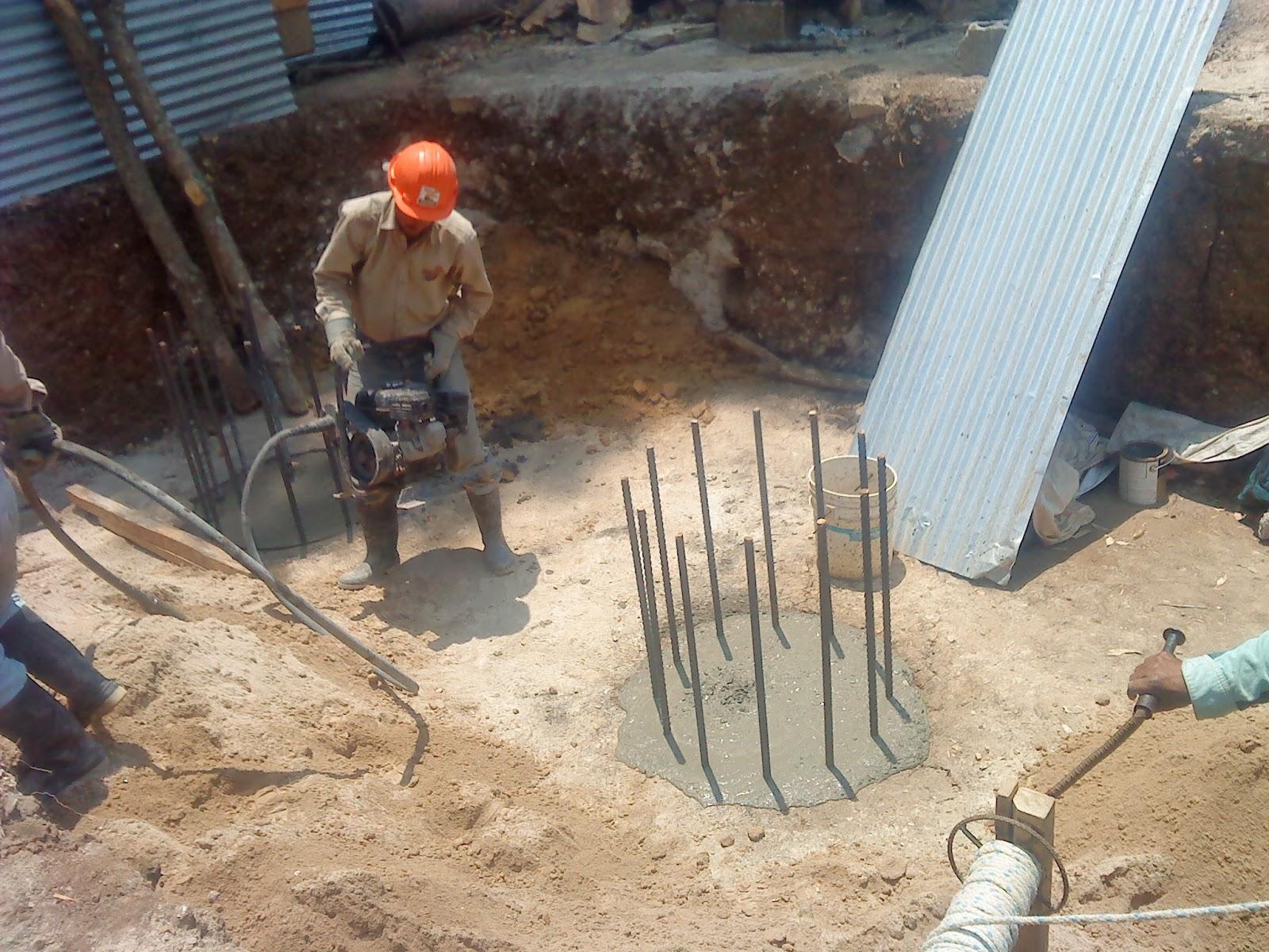 Fundici n de losas zona 9 rapimix concreto premezclado - Como hacer brillar el piso de cemento ...