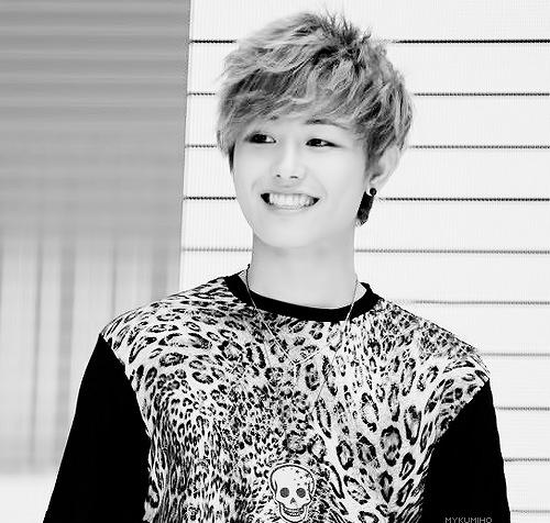 U-Kwon - Block B *bias*