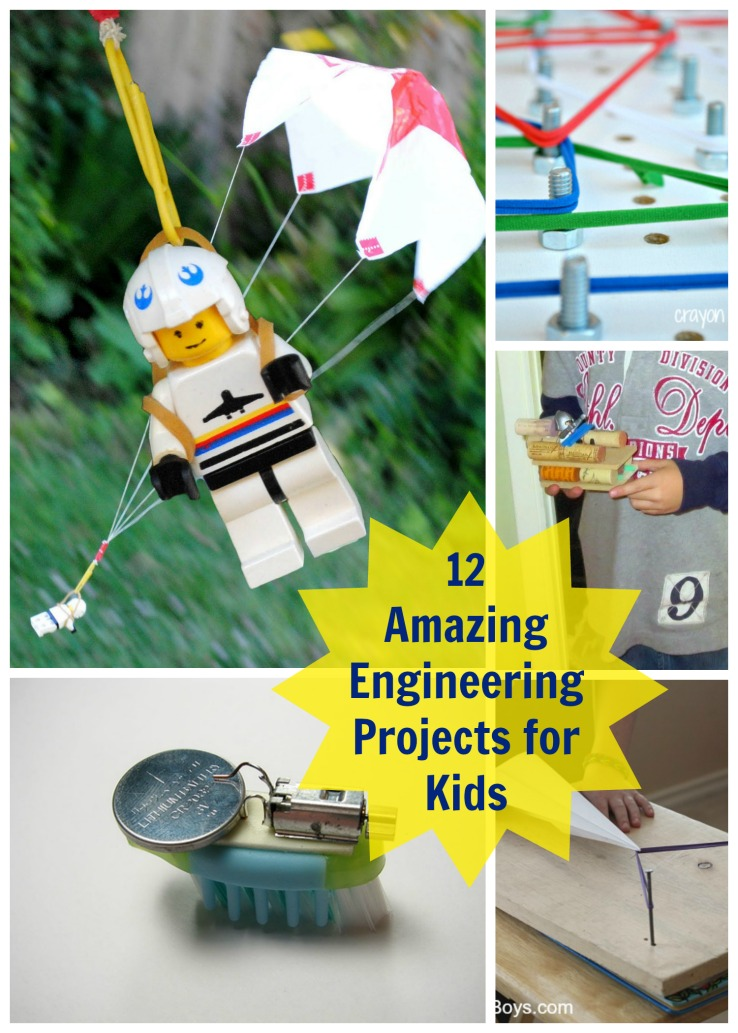 12 Amazing Engineering Projects For Kids Planet Smarty Pants