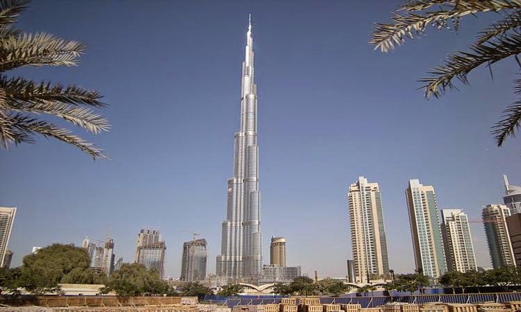 Gedung Tertinggi Di Dunia, Burj Khalifa
