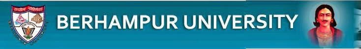 Berhampur University BA, BCom, BSc Final Year 2014 Results