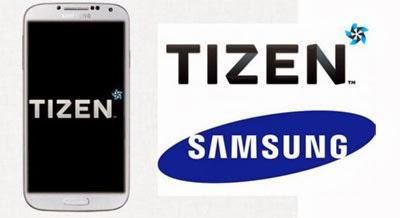 Smartphone OS Tizen