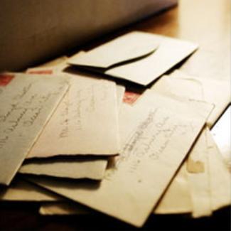 Притча о дружбе и друзьях. Письма-приглашения на свадьбу.