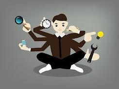 Néstor O Salgado instructor en Meditación