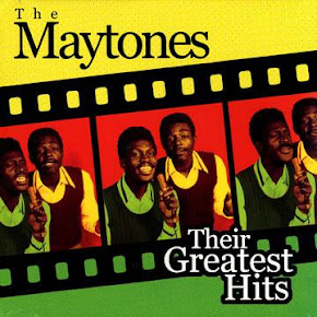 THE MAYTONES LP  EX EX