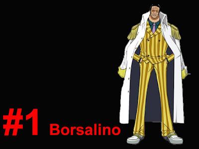 Borsalino/Kizaru