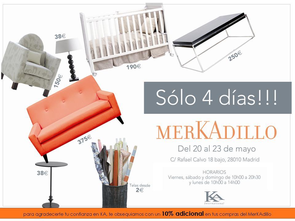 Mercadillo de muebles miss and chic blog - Mercadillo de muebles ...