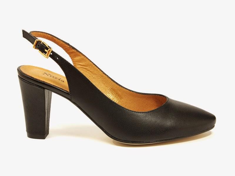 Blog zapatos y mujer zapatos c modos para la semana santa - Zapatos nuria cobo ...