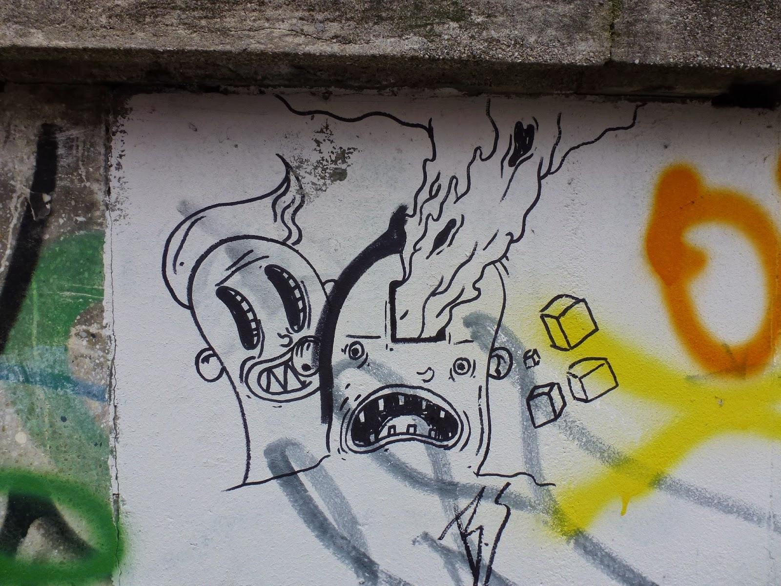 Streetart, Urbanart, Malerei