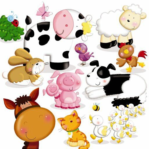 Muchos animales para imprimir - Fotos infantiles de animales ...
