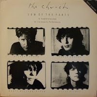The Church - Sum of the Parts - Starfish interview LP w/ acoustic tracks (1988)