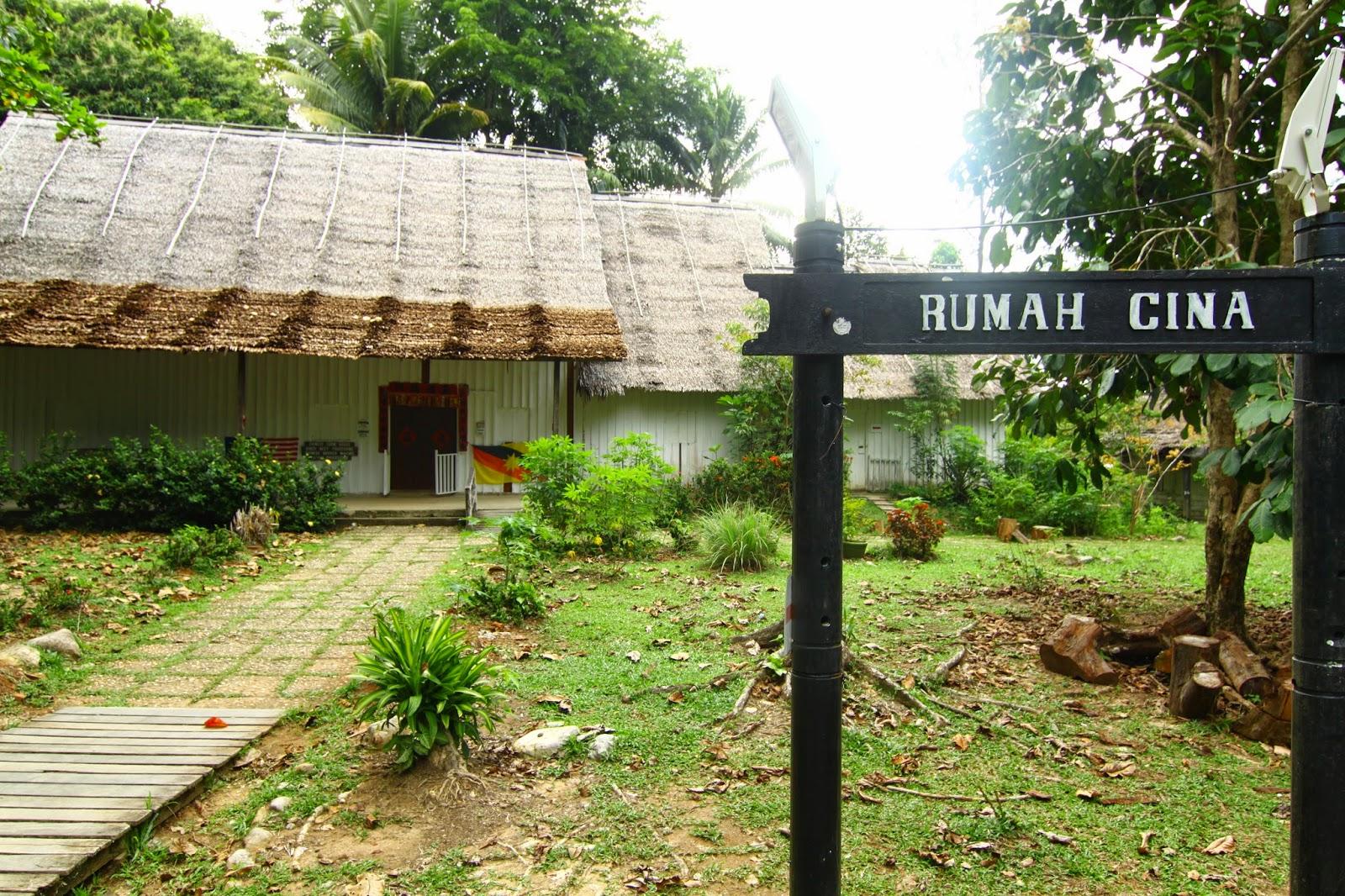 Rumah Cina Kampung Budaya Sarawak