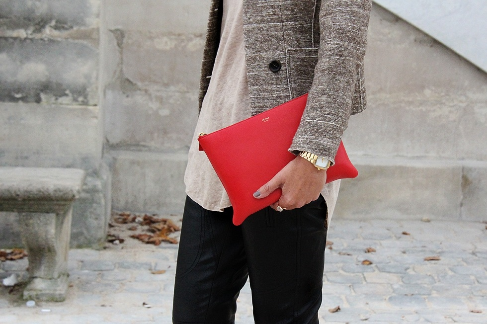 celine small clutch bag