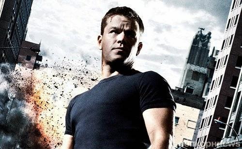 Matt Damon play Jason Bourne again