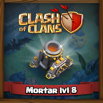 The Advent of the New Level 8 Mortar Revolution