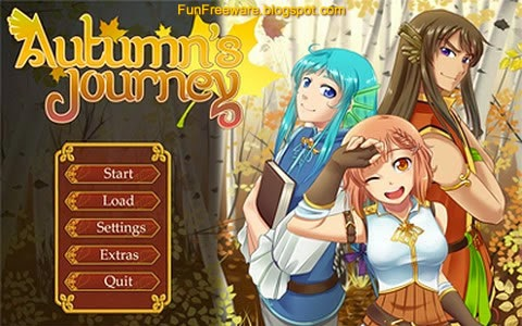 Autumn's Journey - Free Visual Novel Screenshot Image