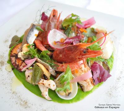 restaurant angendras Alghero Sardaigne Italie